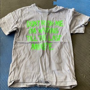 Don't rush me s/s size 5/6